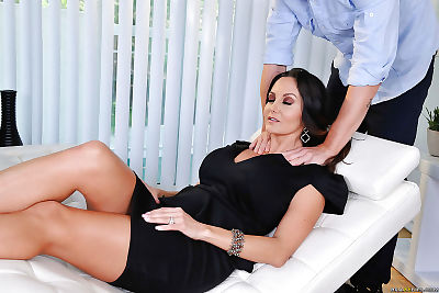 Busty Latina mom Ava Addams..