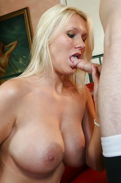 Top-heavy MILF Julianna..