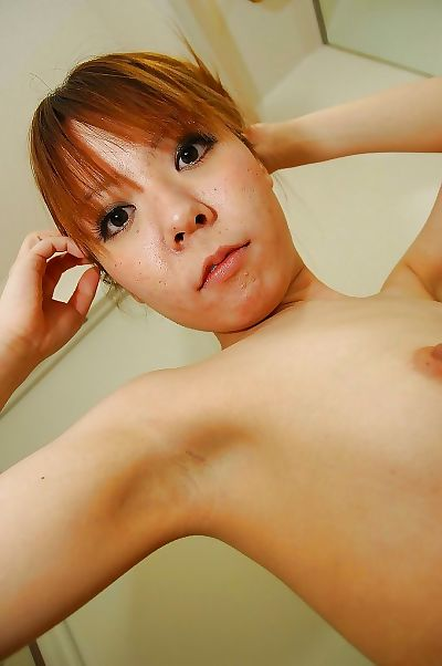 Asian tiny titties